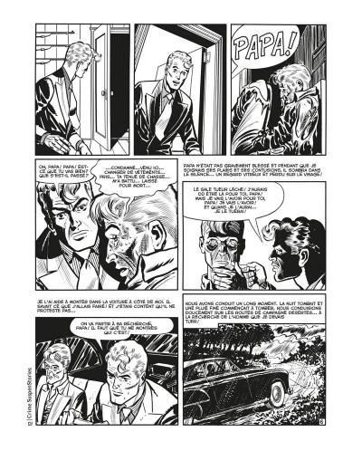 Page 6 crime suspenstories tome 1