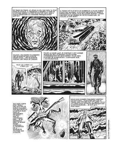 Page 7 crime suspenstories tome 1