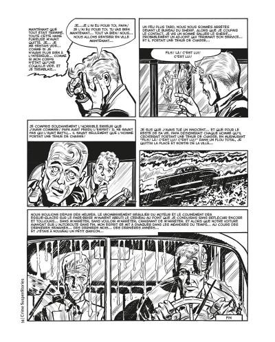 Page 8 crime suspenstories tome 1