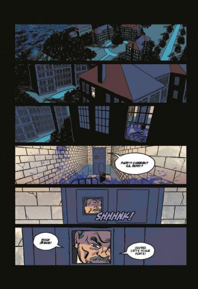 Page 3 l'affaire Charles Dexter Ward
