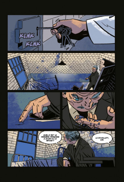 Page 4 l'affaire Charles Dexter Ward