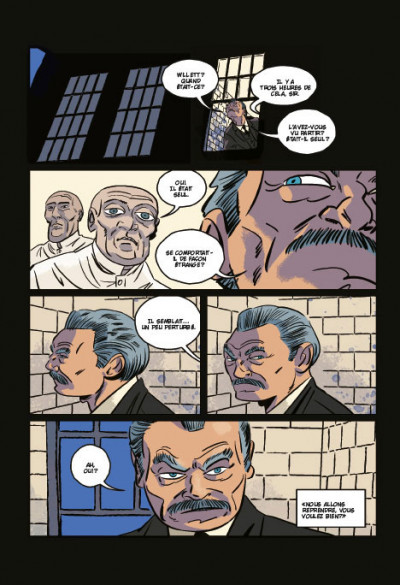 Page 5 l'affaire Charles Dexter Ward