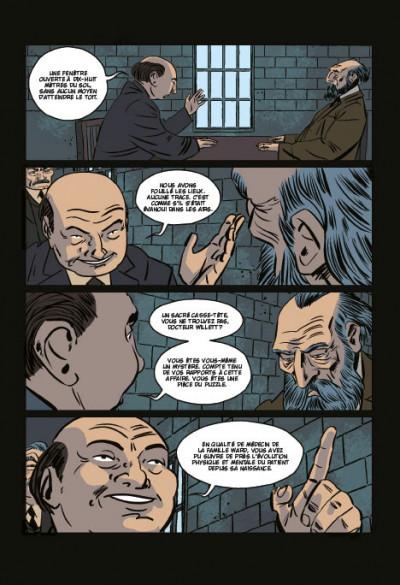 Page 6 l'affaire Charles Dexter Ward