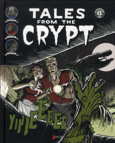 image de tales from the crypt tome 1