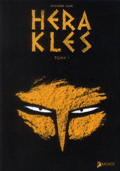 Couverture Herakles tome 1