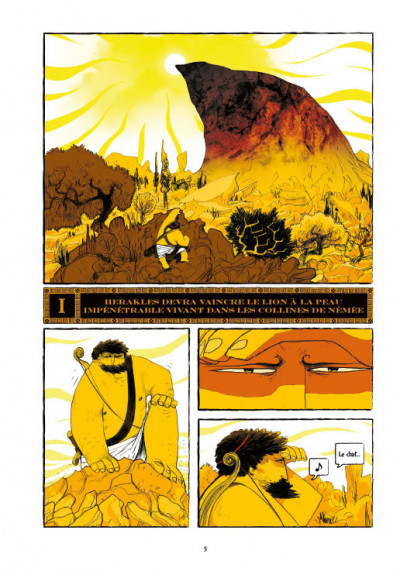 Page 1 Herakles tome 1