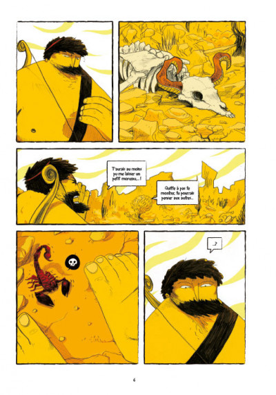 Page 2 Herakles tome 1
