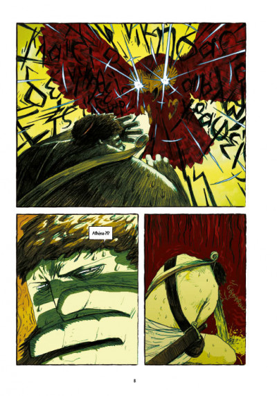 Page 4 Herakles tome 1