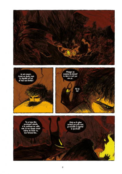 Page 5 Herakles tome 1