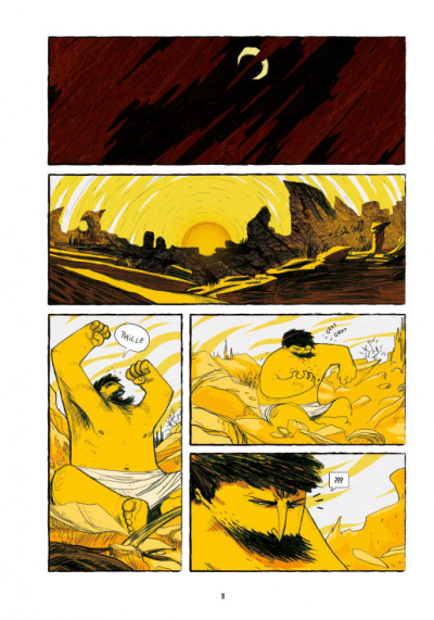 Page 7 Herakles tome 1
