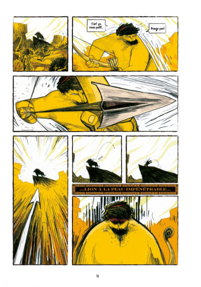 Page 8 Herakles tome 1