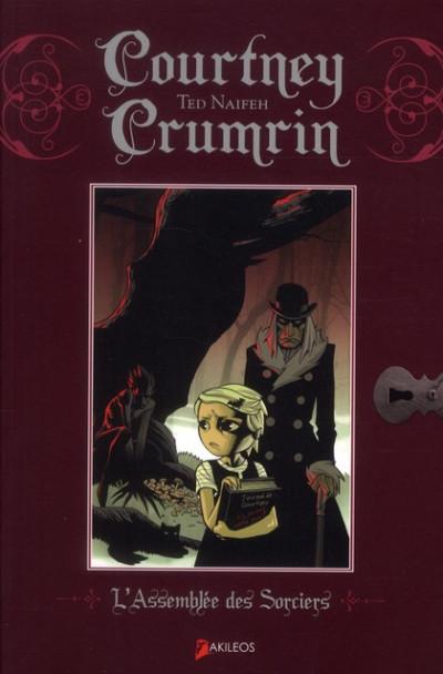Couverture Courtney Crumrin T.2 - l'assemblée des sorciers