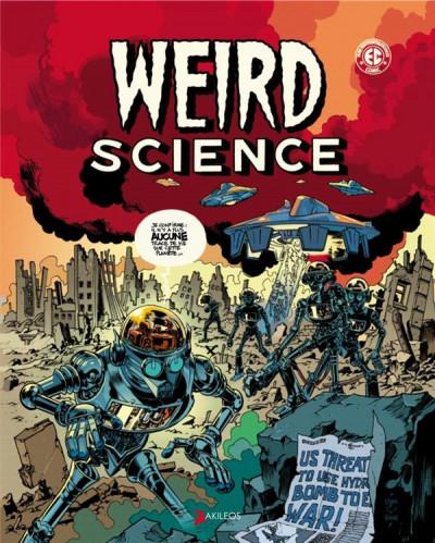 image de weird science tome 1