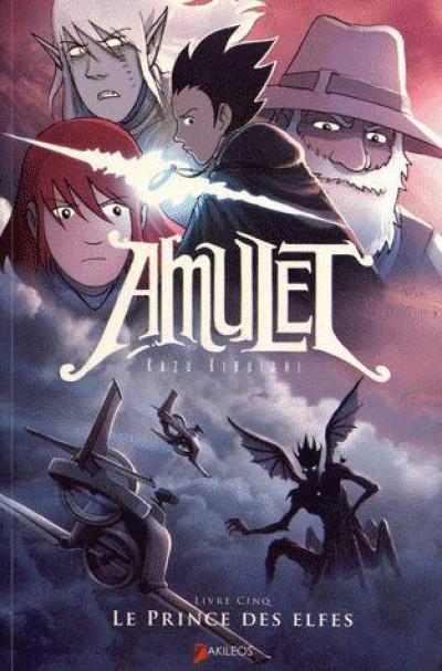 image de Amulet tome 5 - prince des elfes