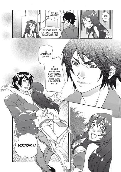 Page 9 amour sucré tome 1 - le s.m.s. mystère