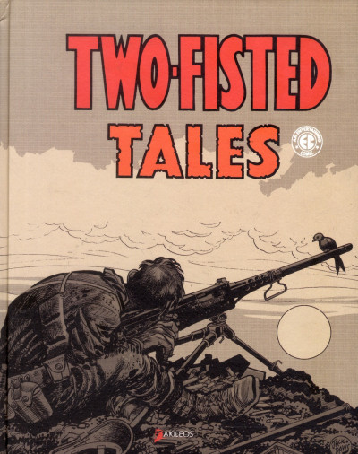image de two-fisted tales tome 1