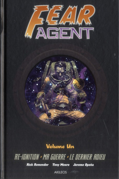 image de fear agent - intégrale tome 1