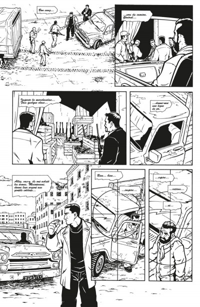 Page 5 Queen & country - intégrale tome 1