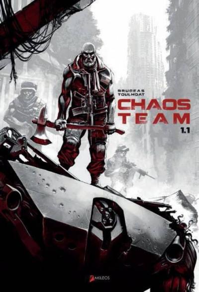 image de chaos team - saison 1 tome 1