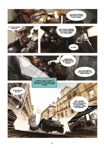 Page 4 chaos team - saison 1 tome 1