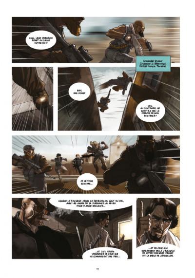 Page 5 chaos team - saison 1 tome 1