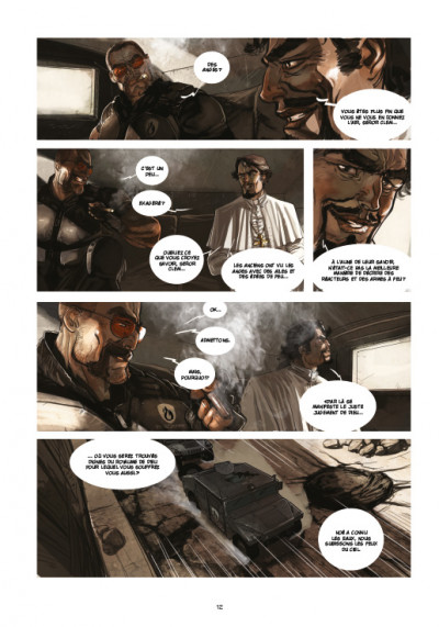 Page 6 chaos team - saison 1 tome 1
