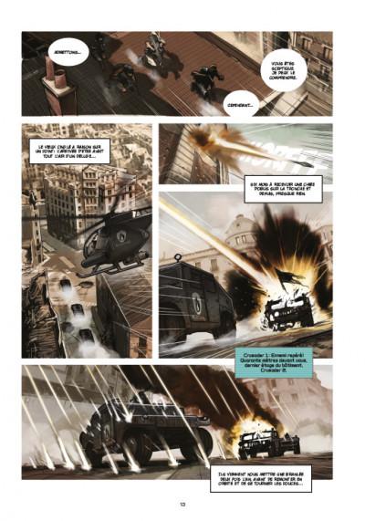 Page 7 chaos team - saison 1 tome 1