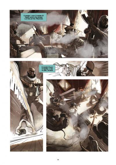 Page 8 chaos team - saison 1 tome 1