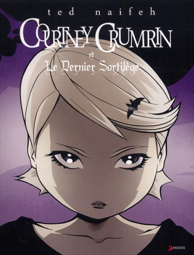Couverture Courtney Crumrin tome 6 - et le Dernier Sortilège