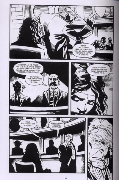 Page 1 Courtney Crumrin tome 6 - et le Dernier Sortilège