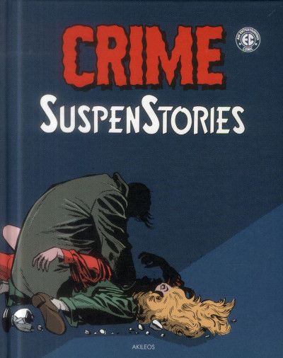 image de crime suspenstories tome 2