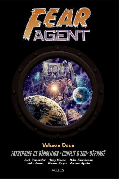Couverture Fear agent - intégrale 2