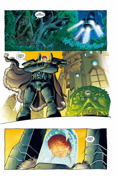 Page 2 Fear agent - intégrale 2