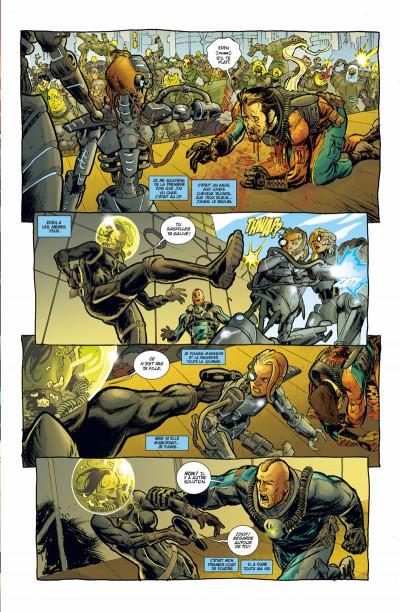 Page 5 Fear agent - intégrale 2