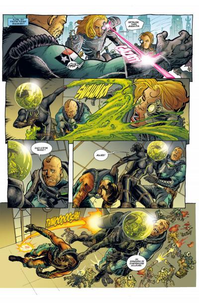 Page 6 Fear agent - intégrale 2