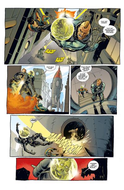 Page 7 Fear agent - intégrale 2
