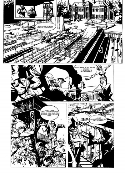 Page 2 queen & country - intégrale tome 2
