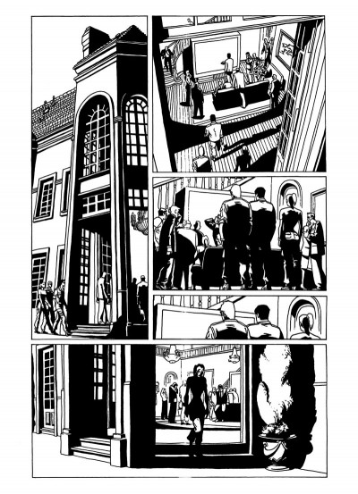 Page 4 queen & country - intégrale tome 2