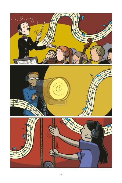 Page 2 en scène