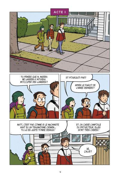 Page 4 en scène