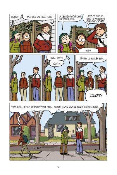 Page 5 en scène