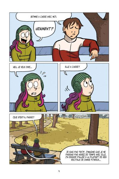 Page 7 en scène