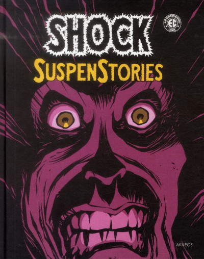 image de Shock suspenstories tome 1