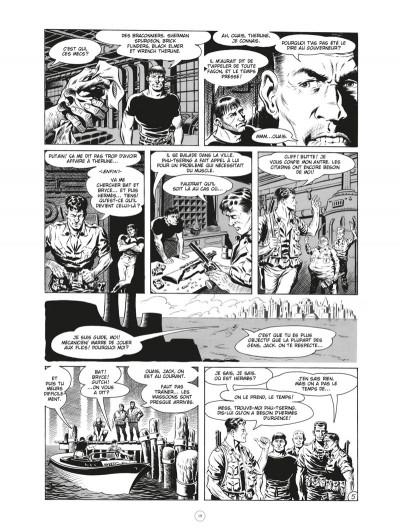 Page 5 Les chroniques de l'ère xénozoïque - intégrale (noir et blanc)