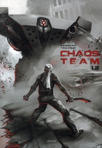 image de chaos team - saison 1 tome 2