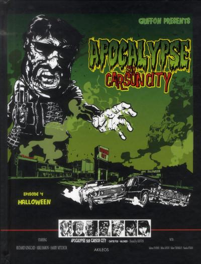 image de apocalypse sur carson city tome 4 - halloween