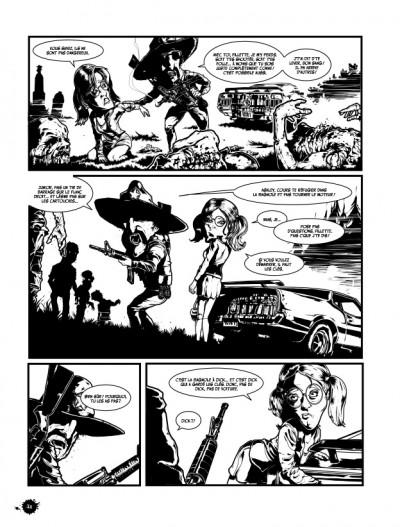 Page 0 apocalypse sur carson city tome 4 - halloween