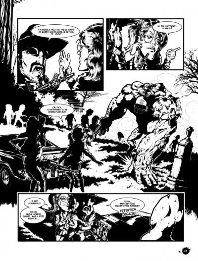 Page 1 apocalypse sur carson city tome 4 - halloween
