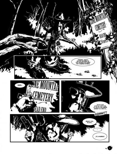 Page 3 apocalypse sur carson city tome 4 - halloween