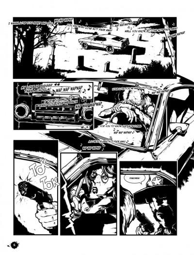 Page 4 apocalypse sur carson city tome 4 - halloween